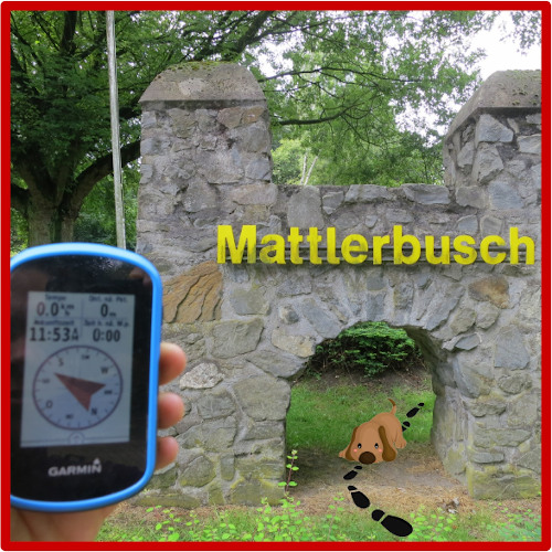 Mord im Park - Geocaching Schnitzeljagd - Duisburg Oberhausen