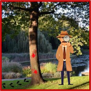 Essen – Mord im Schlosspark